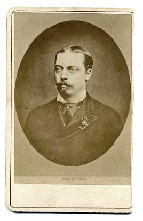 Prince Leopold, Duke of Albany (1853– 1884)