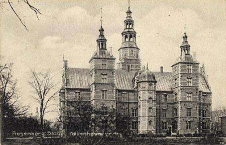 The Palace of Rosenborg, Copenhagen