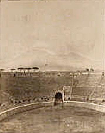 The Amphitheatre, Pompeii, Italy