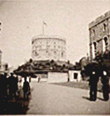 The Keep, Windsor Castle.