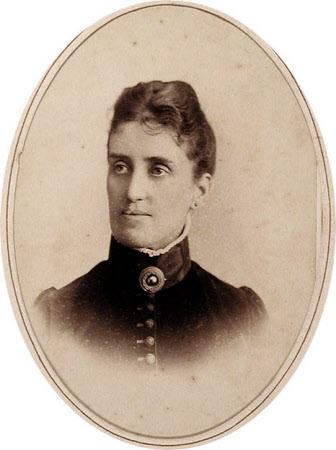 Gertrude Hartley