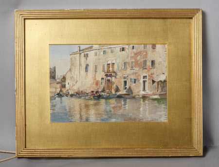 A Venetian Waterfront