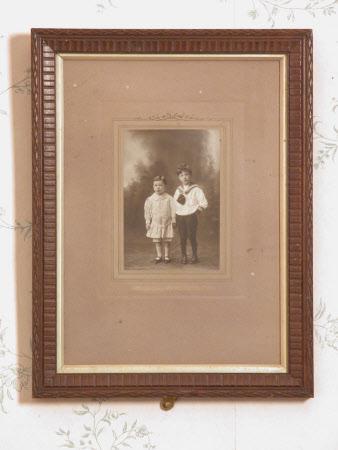 Philip Yorke III (1905-1978) and Simon Yorke IV (1903-1966) as children