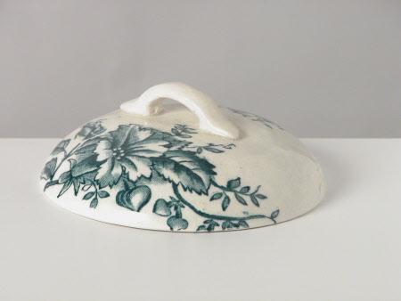 Soap dish lid