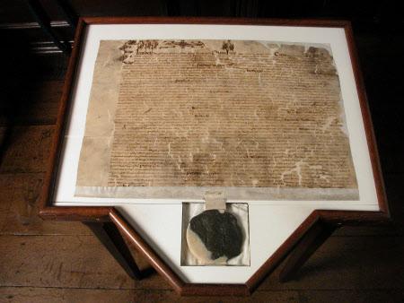An Elizabethan Charter