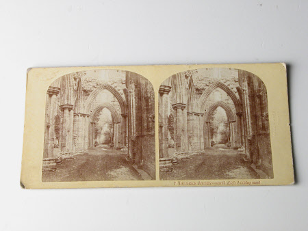 Stereoscopic slide