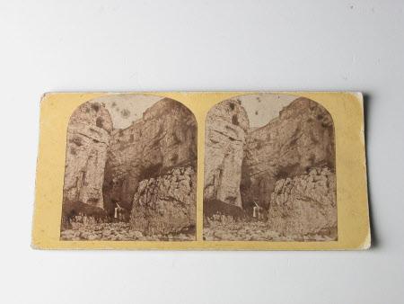 Stereoscopic slide