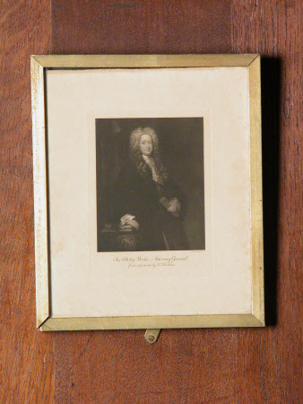 Sir Philip Yorke, 1st Earl of Hardwicke, Lord Chancellor, PC, FRS, (1690-1764)