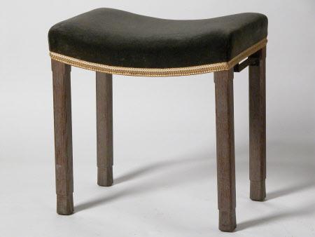 Coronation stool