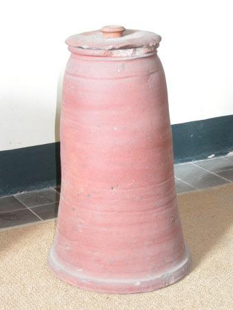 Forcing pot