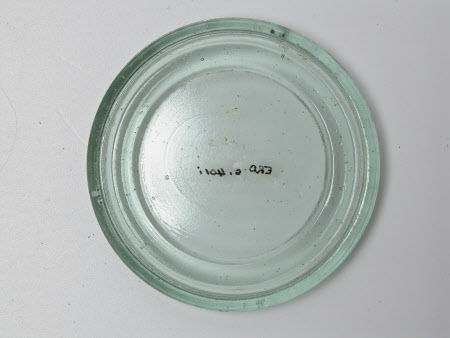 Preserving jar lid