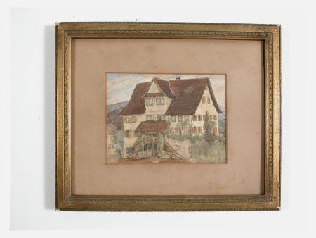 House in Switzerland/Austria (?)