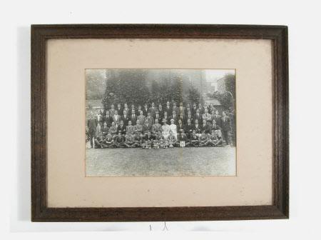 School group photograph