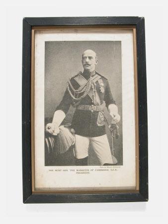 Lieutenant-Colonel Sir Adolphus Charles Cambridge, 1st Marquess of Cambridge (1868-1927)