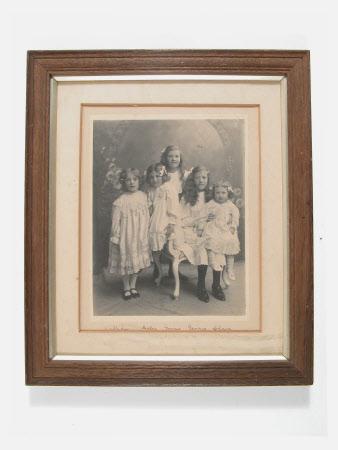 'Madge, Helen, Francie, Georgie, Clara'