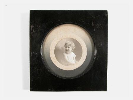 Simon Yorke IV (1903-1966) as a baby