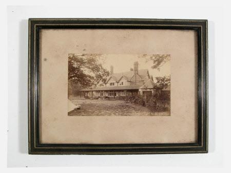 'Chetwynd Park, near Newport Salop...'