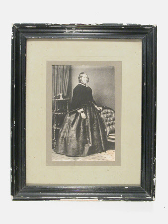 Portrait of Sarah Davies - 'Lalla'