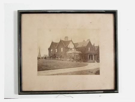 Chetwynd park, Newport, Salop