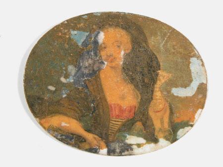 Unknown lady