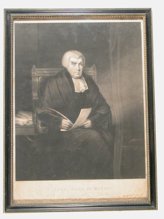 John Scott, 1st Earl of Eldon (1751-1838) (after Charles Penny)