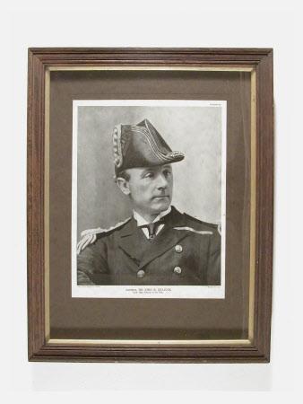 Admiral of the Fleet John Rushworth Jellicoe, 1st Earl Jellicoe (1859-1935)