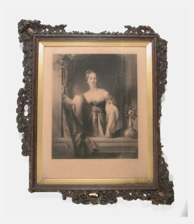 'Expected Return' The Hon. Lady Cust (after James Godsell Middleton)