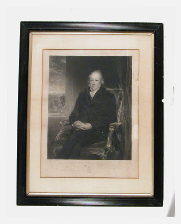 Robert William Wynne, of Garthewin (after Richard Rothwell)