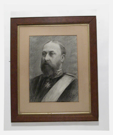 Possibly King Edward VII (1841–1910)