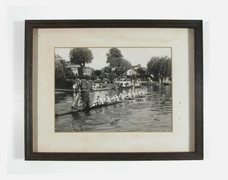 College Rowing photograph