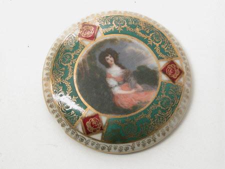 Elizabeth Anne ('Eliza') Linley, Mrs Richard Brinsley Sheridan (1754 – 1792) (after Thomas ...