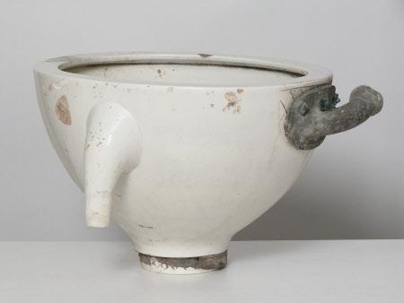 Lavatory bowl