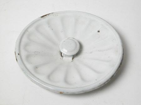 Slop bucket lid