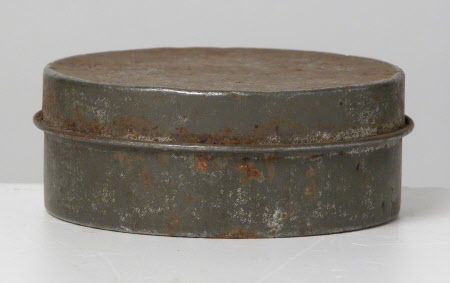 Pastry cutter container