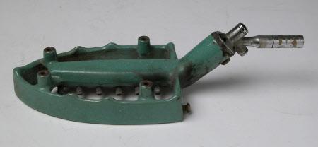 Gas iron