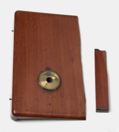 Box camera part