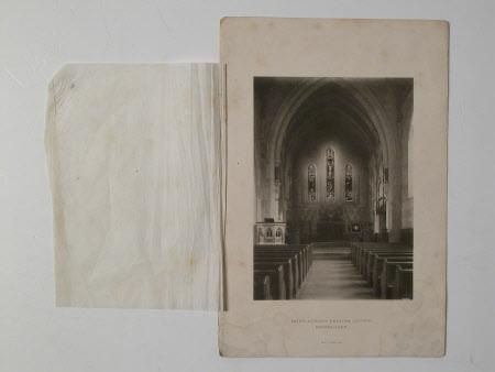 'Saint Albaris, English Church, Copenhagen'