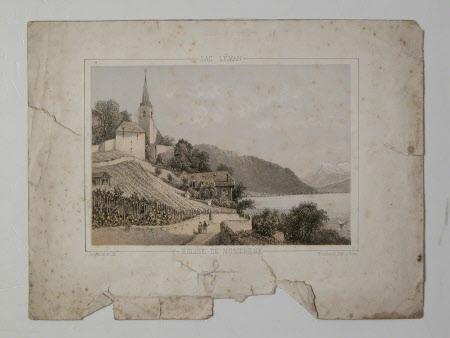 Eglise de Montreux
