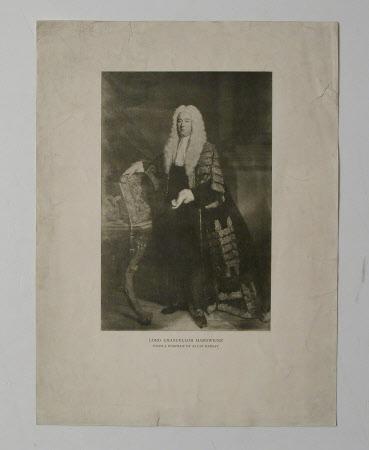 Lord Chancellor Hardwicke