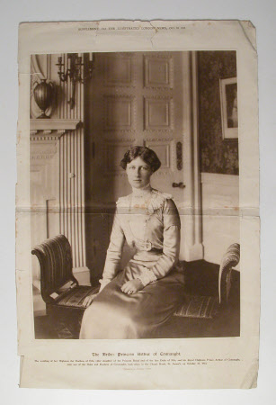 Princess Louise, Duchess of Connaught and Strathearn (1860-1917)