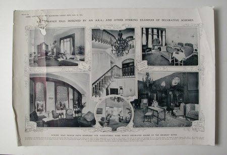 Newly Decorated Rooms of the Berkeley Hotel