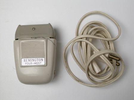 Electric razor case