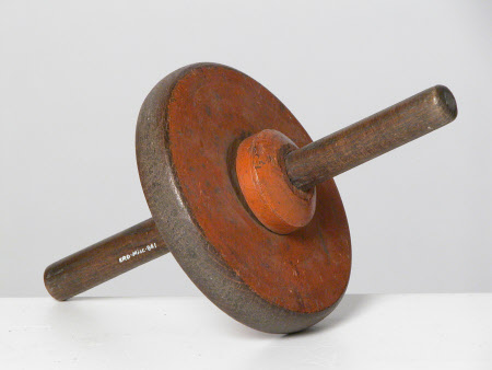 Rolling wheel toy