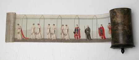 'The Coronation Procession of King George IV (1762-1830). On the 19th July, 1821