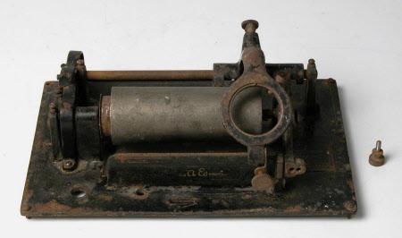 Phonograph mechanism