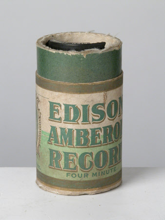 Phonograph cylinder