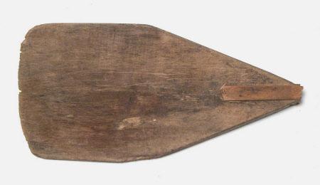 Peel blade