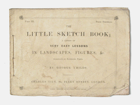 The Little Sketch Book...