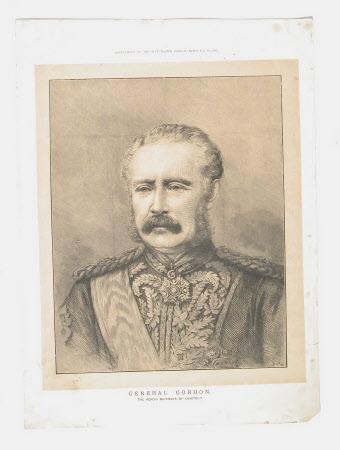 General Charles George Gordon (1833-1885)