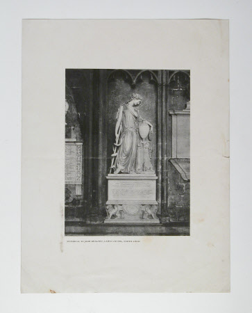 Memorial to John Dealtry, Ladye Chapel, North Aisle